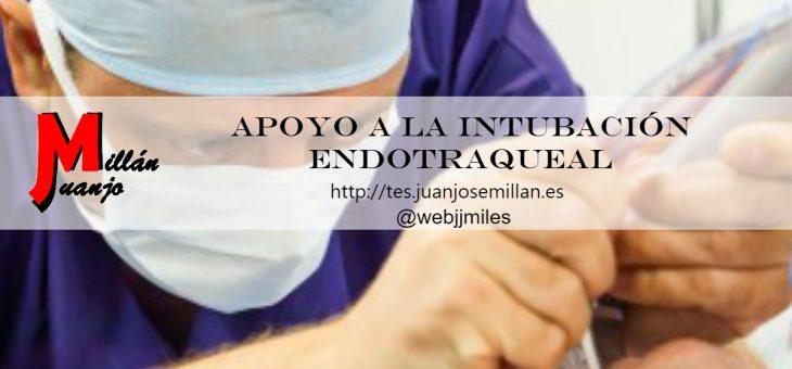 Apoyo a la intubación endotraqueal